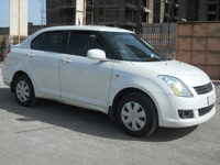 Maruti Suzuki Swift Dzire Car Hire @ Rs.9 Per Km