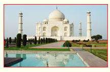 Overnight Trip to Agra Taj Mahal with Private Car Tour Packages