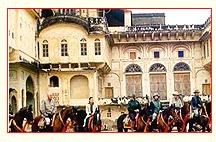 Delhi Agra Jaipur Golden Triangle Tour With Mandawa