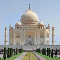 Same Day Agra Tour by Tempo Traveller Rs.917 Per Person