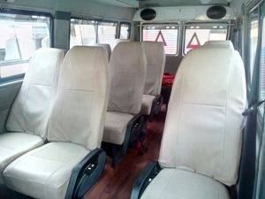 12 Seater Tempo Traveller in Delhi Gurgaon Noida Rs.15 Per km
