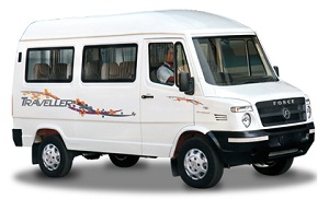 20 Seater Tempo Traveller in Delhi