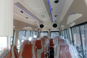 Cheapest Tempo Traveller in Delhi