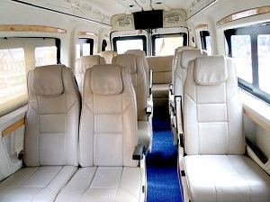 Book Tempo Traveller on Rent