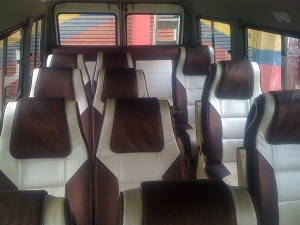 tempo traveller booking