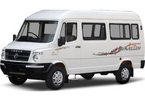 26 Seater Tempo Traveller Hire in Delhi Noida Gurgaon Rs.28 Per Km