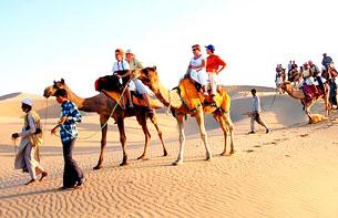 Delhi to jaisalmer tempo traveller