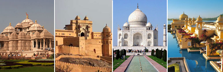 Golden Triangle Tour Delhi Agra Jaipur Packages
