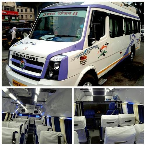 Tempo Traveller Hire Delhi @ Rs.14 Per km