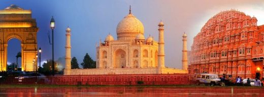 Golden Triangle Tour for 05 Nights 06 Days