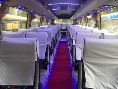 50 seater bus price in india